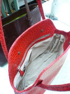 鞄作り(レディース赤)�A.jpg